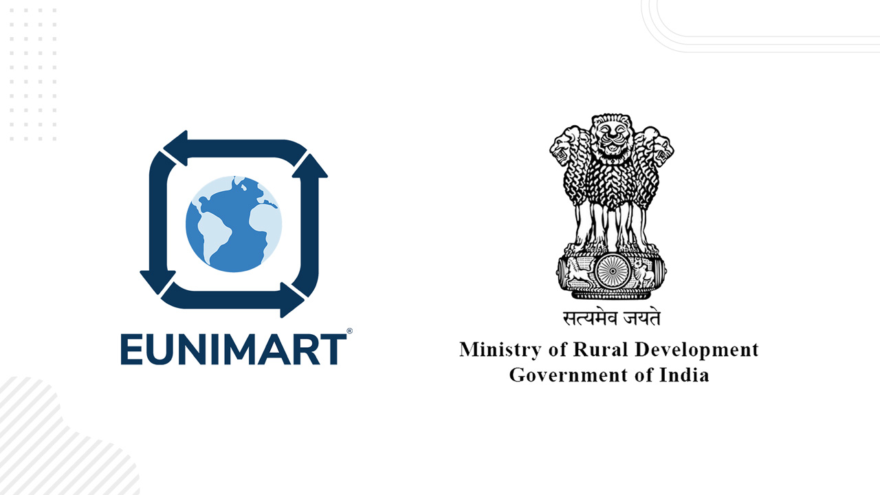 Eunimart receives Special Recognition from Ministry of Rural Development, Goverment of India