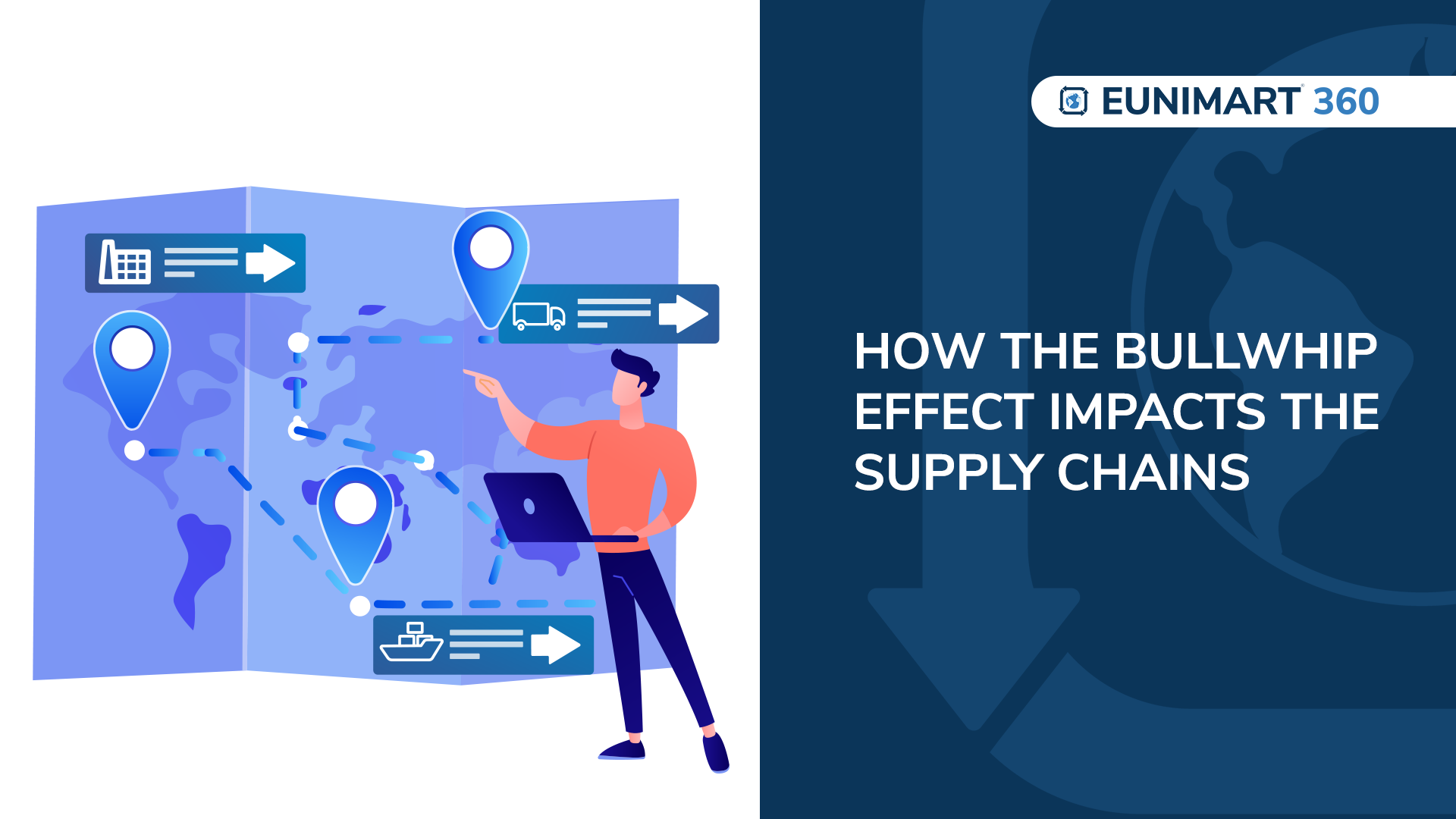 How the Bullwhip Effect Impacts the Supply Chains