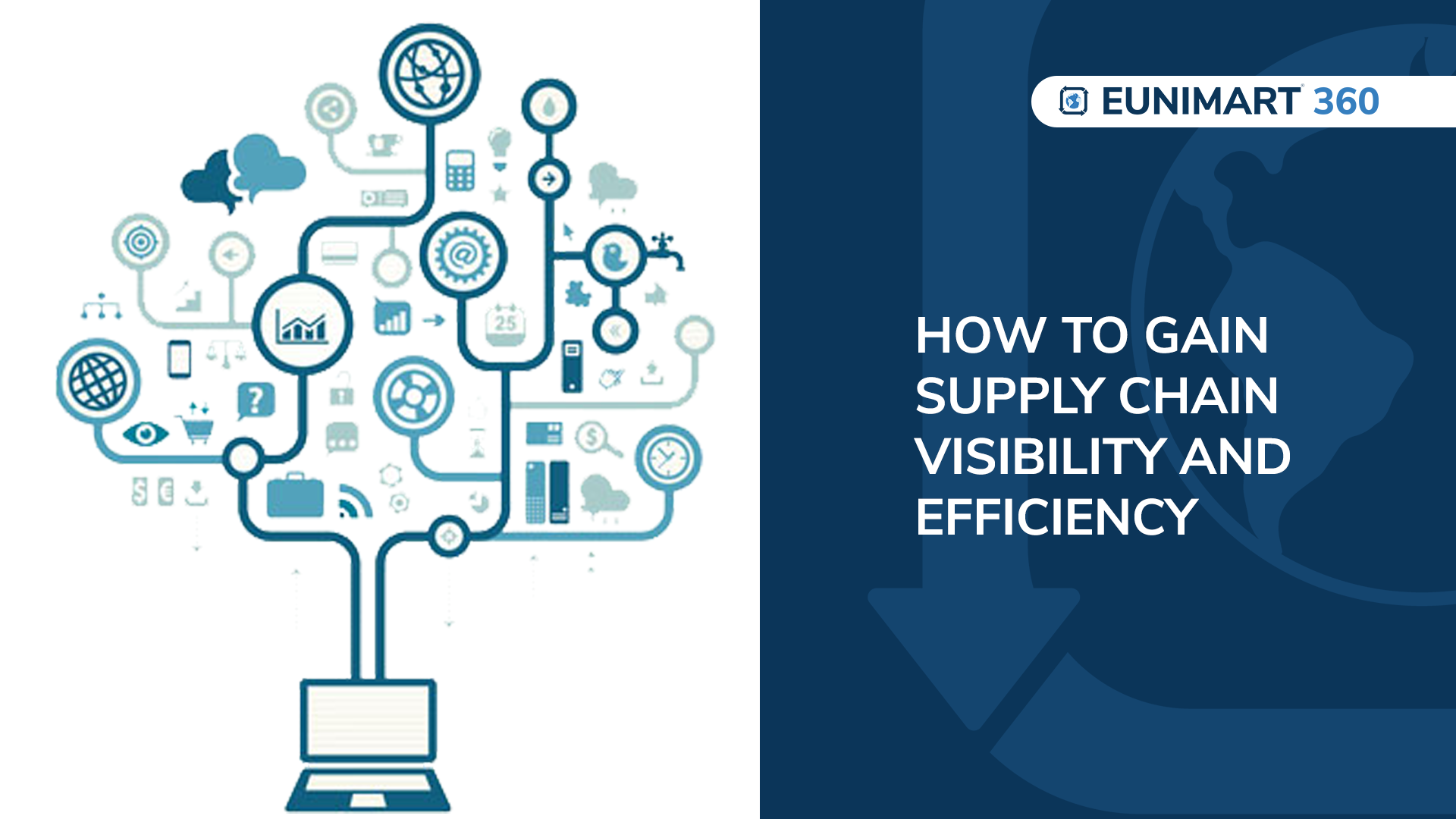How to gain Supply Chain Visibility and Efficiency