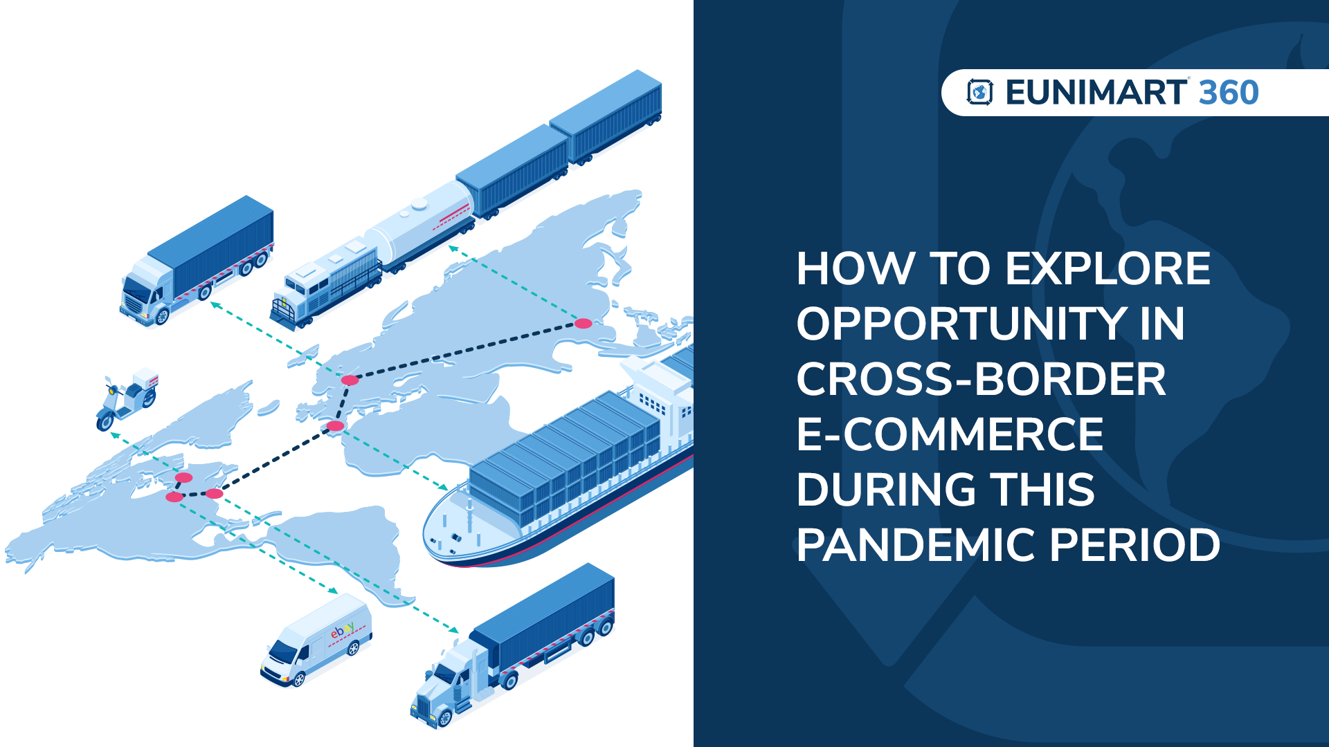 How to explore opportunity in cross-border E-commerce during this pandemic period