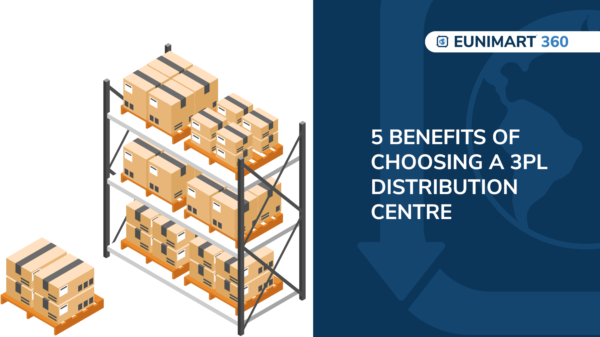 5 Benefits of Choosing a 3PL Distribution Centre