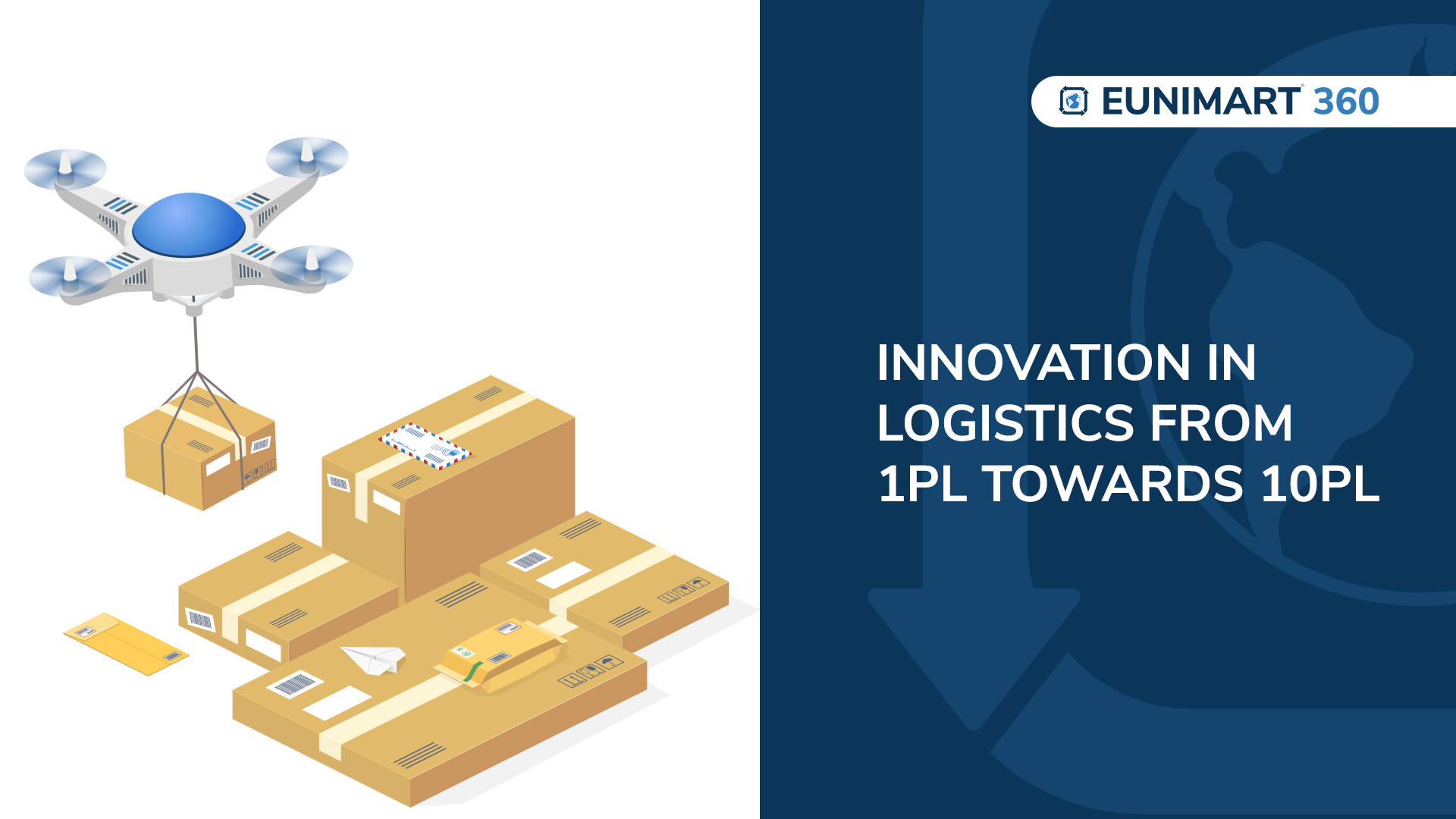 Innovation in Logistics from 1PL towards 10PL