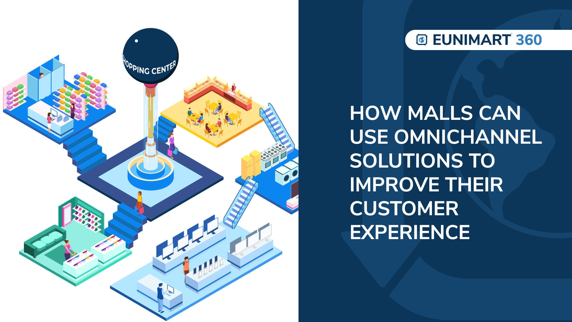 How malls can use Omnichannel Solutions to improve their Customer Experience