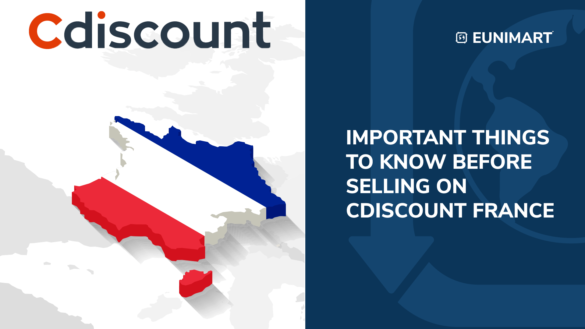 Important Things to Know Before Selling on Cdiscount France