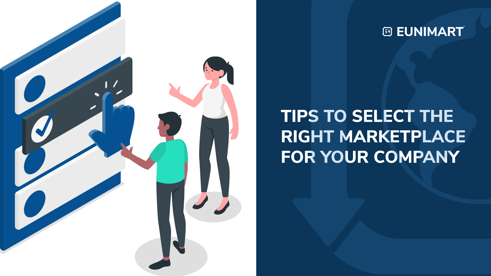 How to select the right marketplace for your company