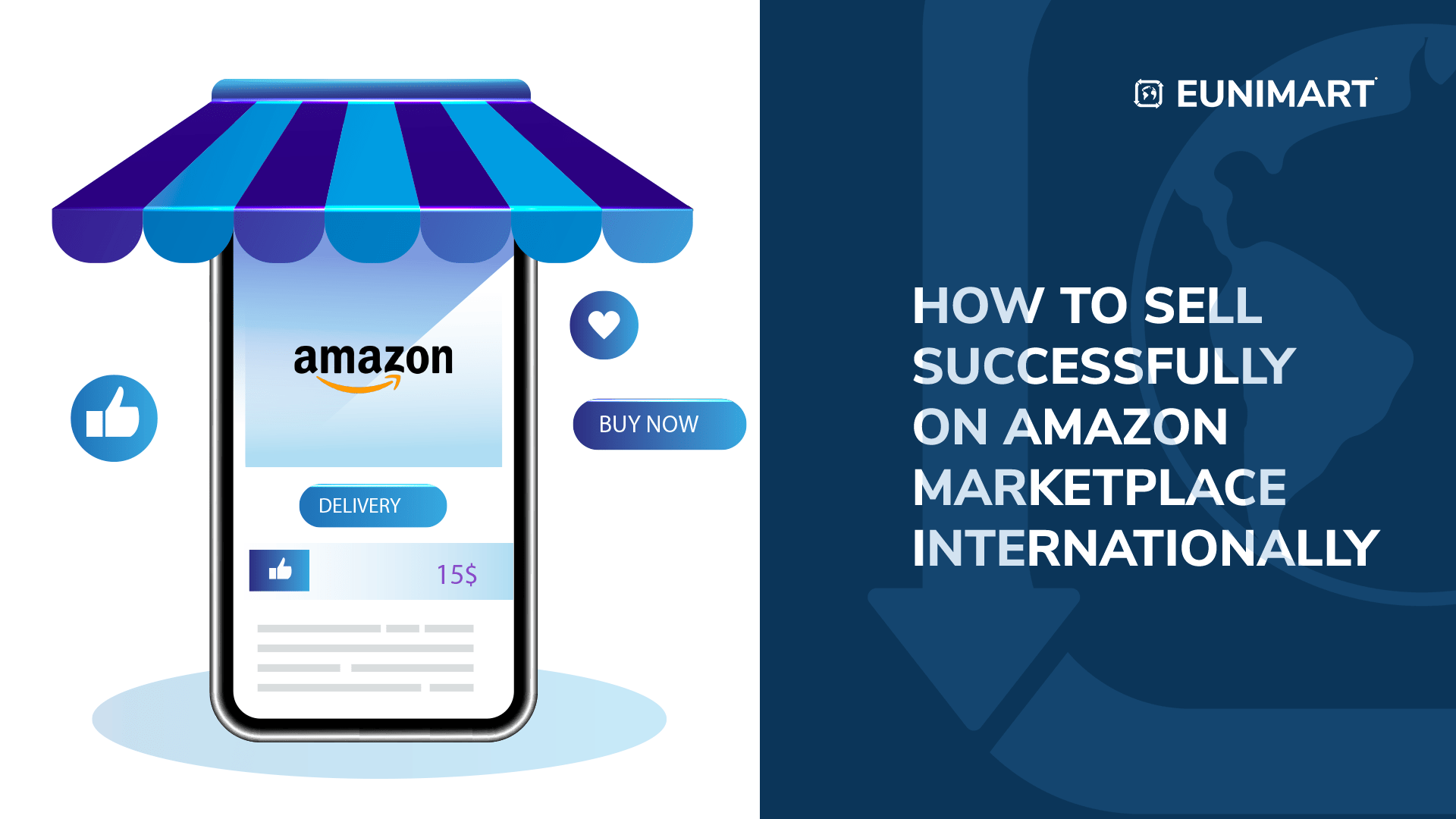 How to sell successfully on Amazon marketplace internationally
