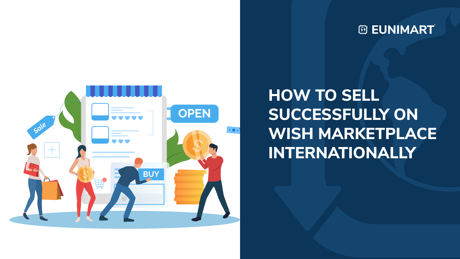 How to sell successfully on Wish marketplace internationally