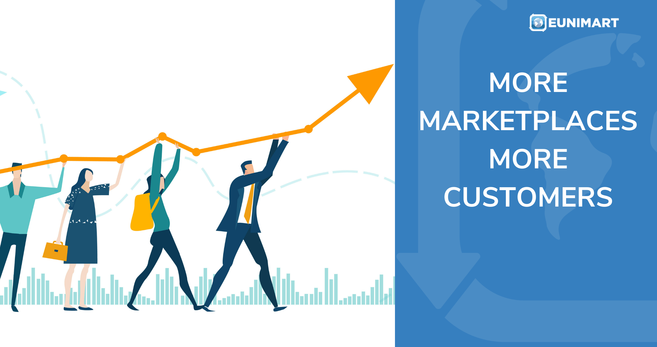 More Marketplaces, More Customers