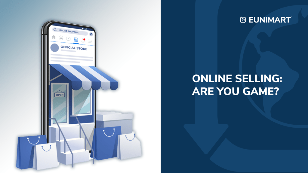 Online selling are you game?