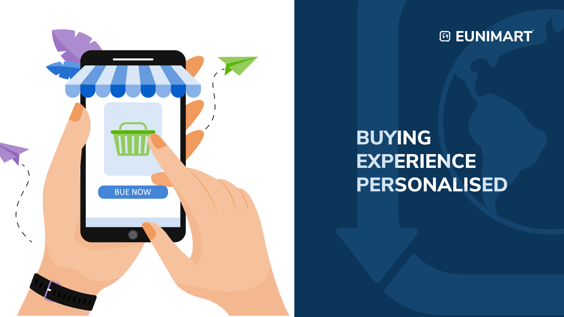Buying Experience Personalised