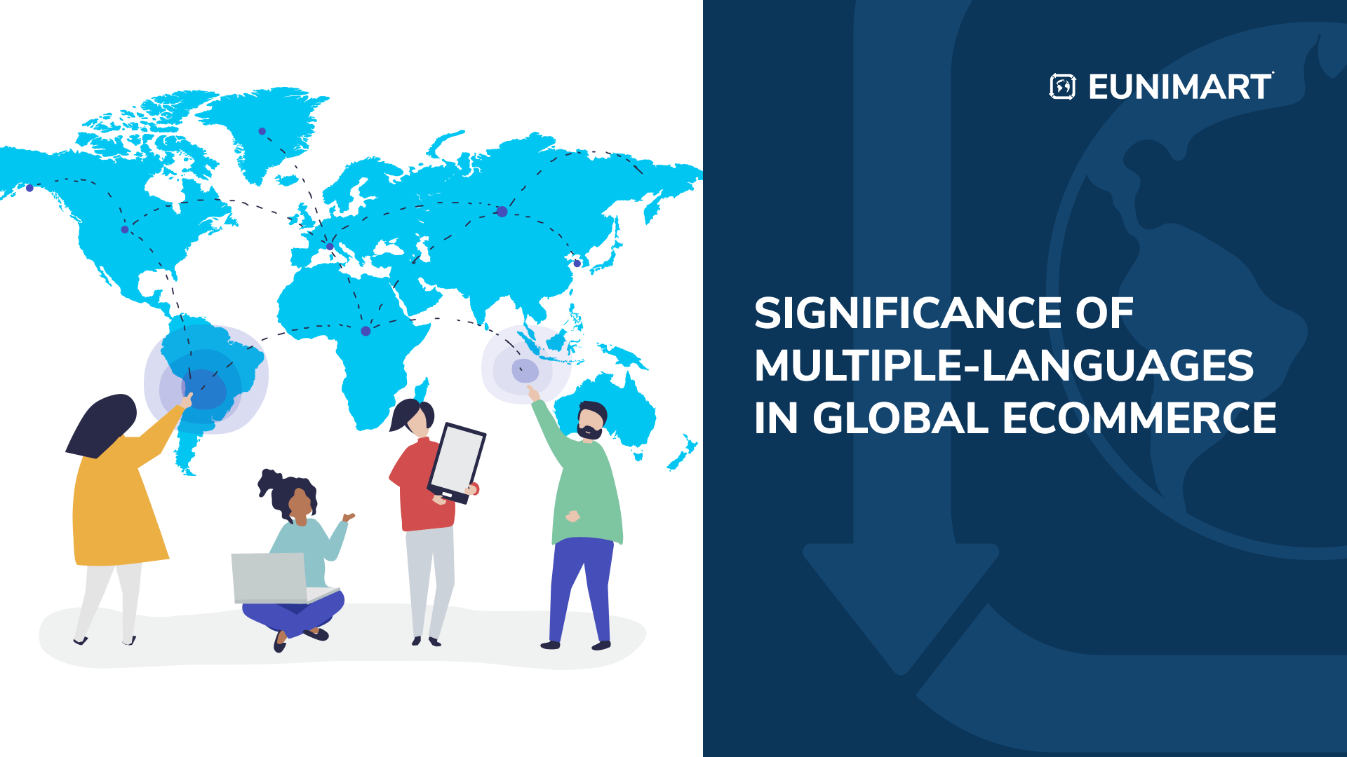 Significance of Multiple-Languages in Global Ecommerce