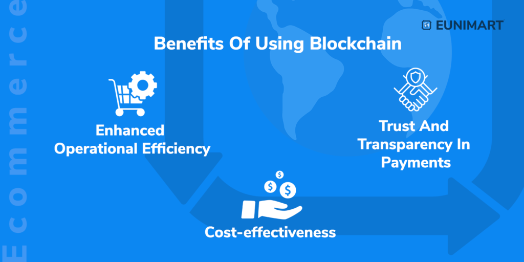 benefits of using blockchain