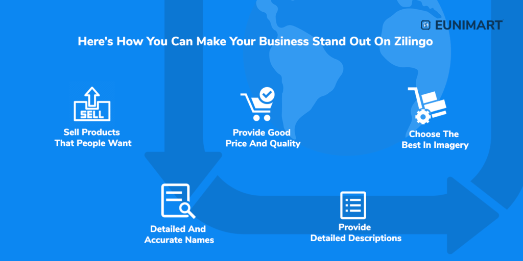 Here is how you can make your business stand out on Zilingo