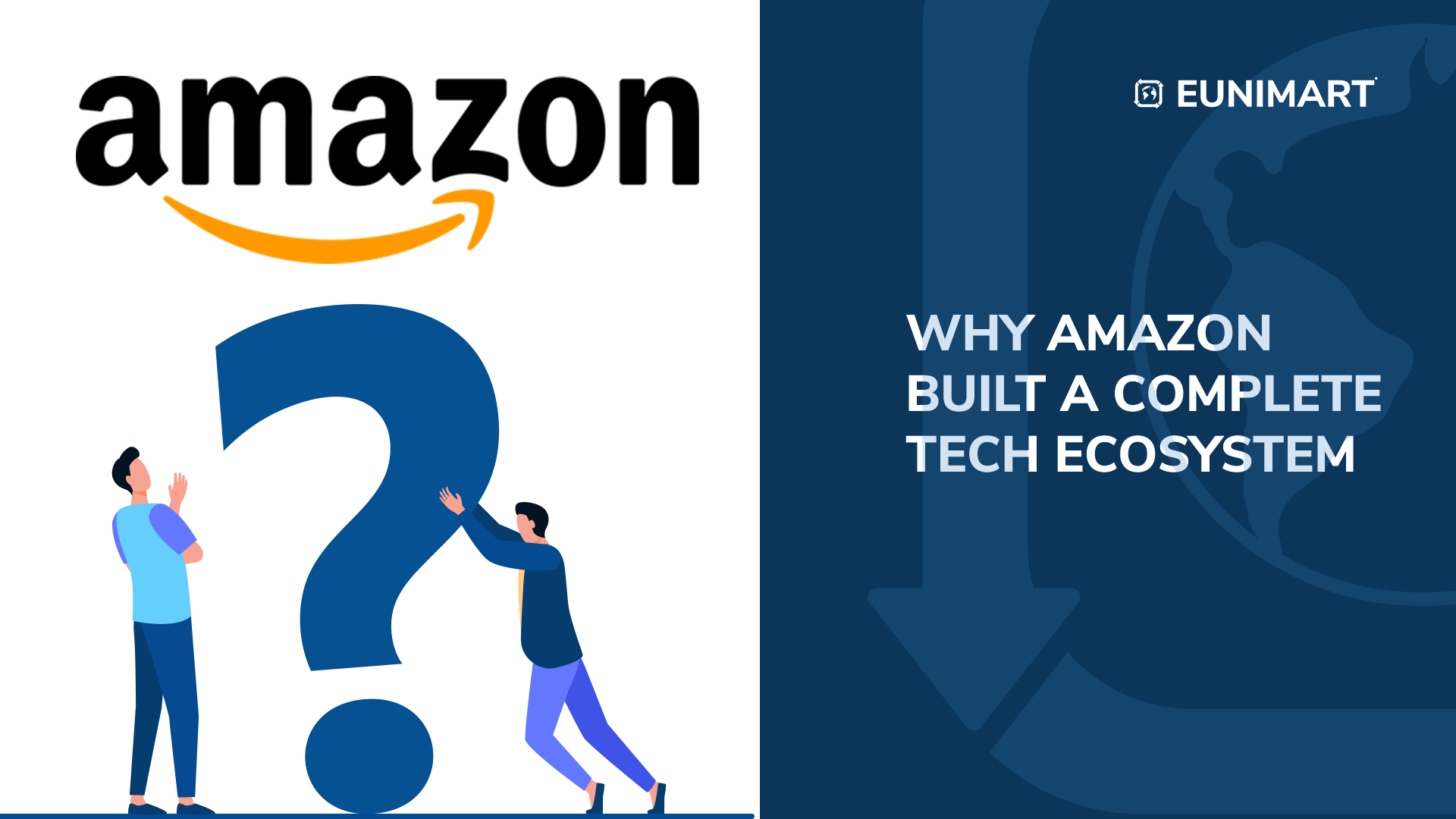 Why Amazon built a complete tech eco system
