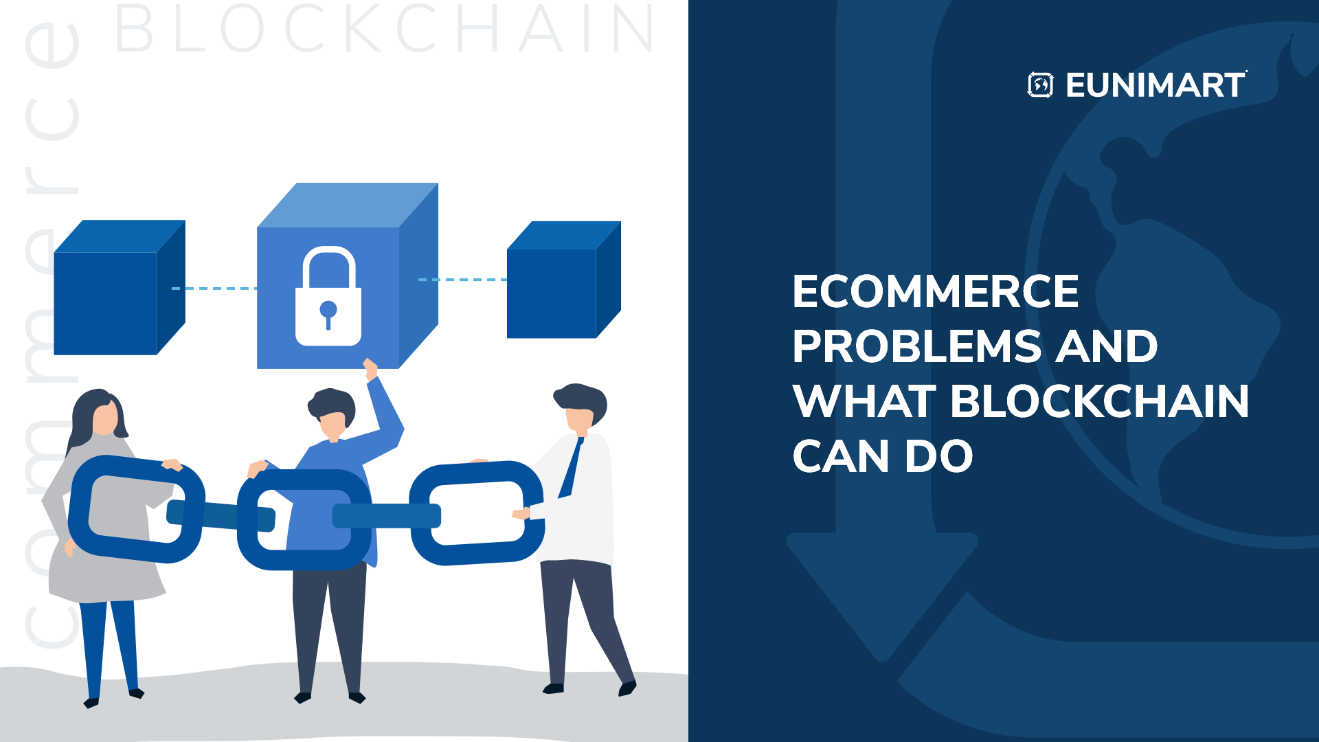 E-commerce problems and what Blockchain can do
