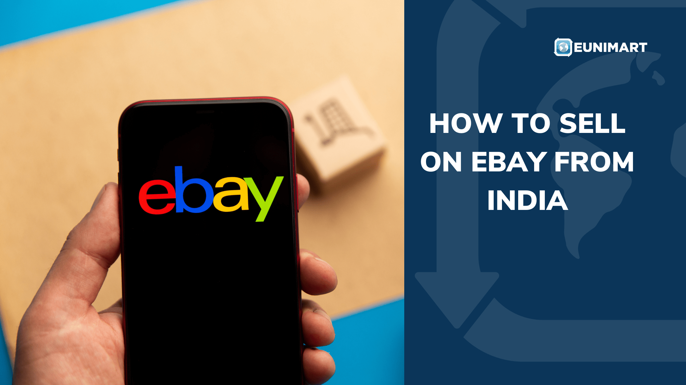 How to sell on eBay from India
