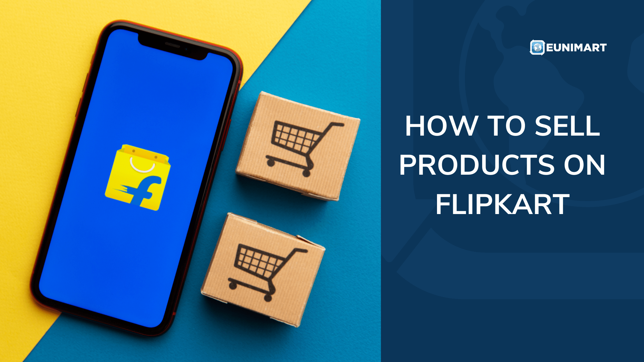 How to sell products on Flipkart