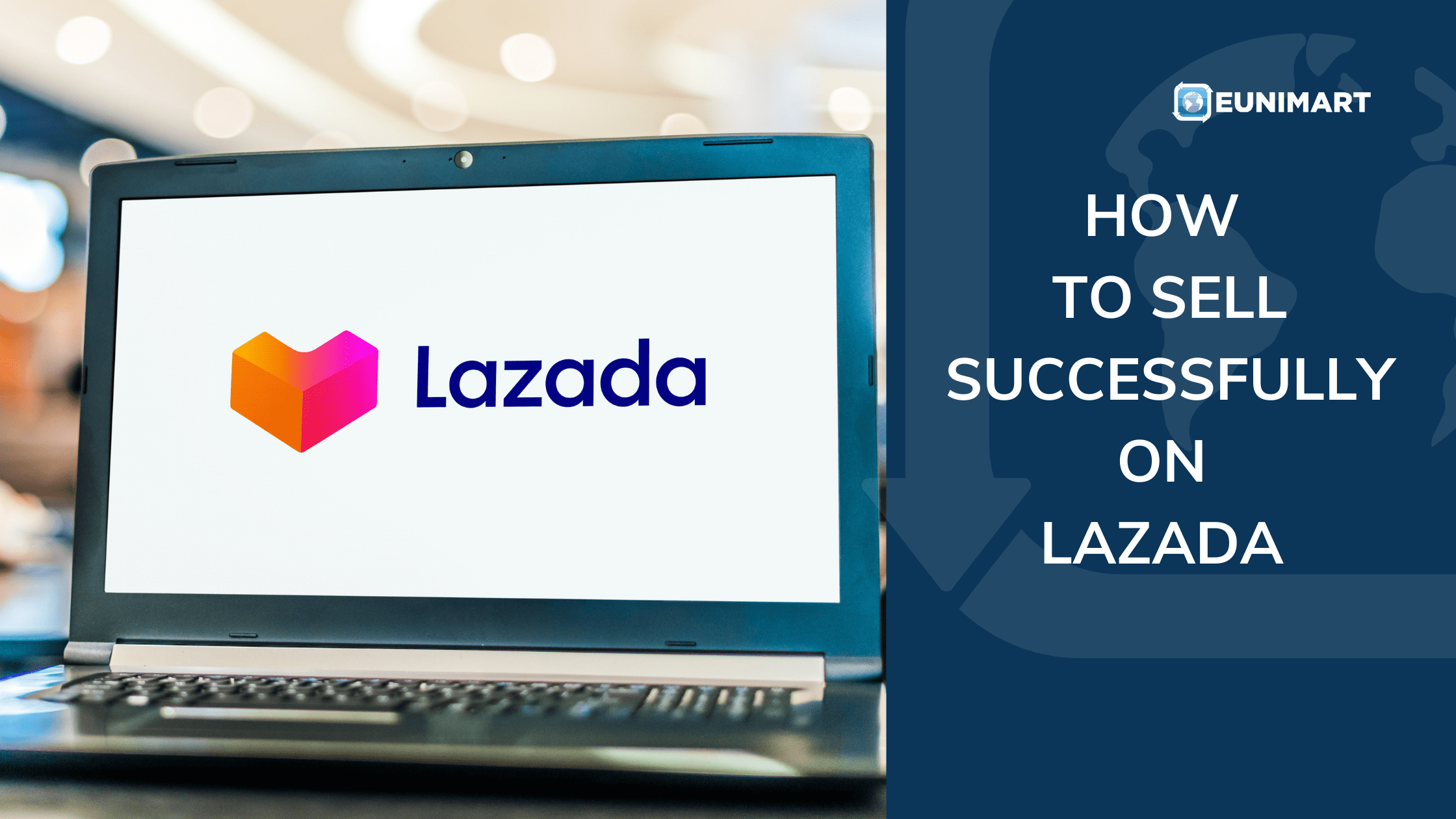 How to sell successfully on Lazada