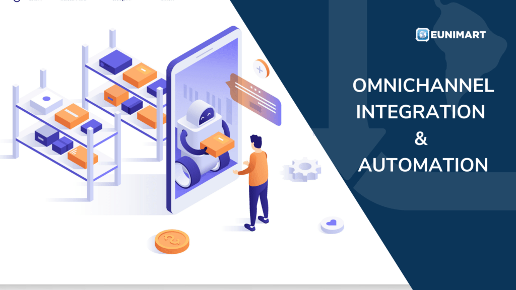 omnichannel integration and automation