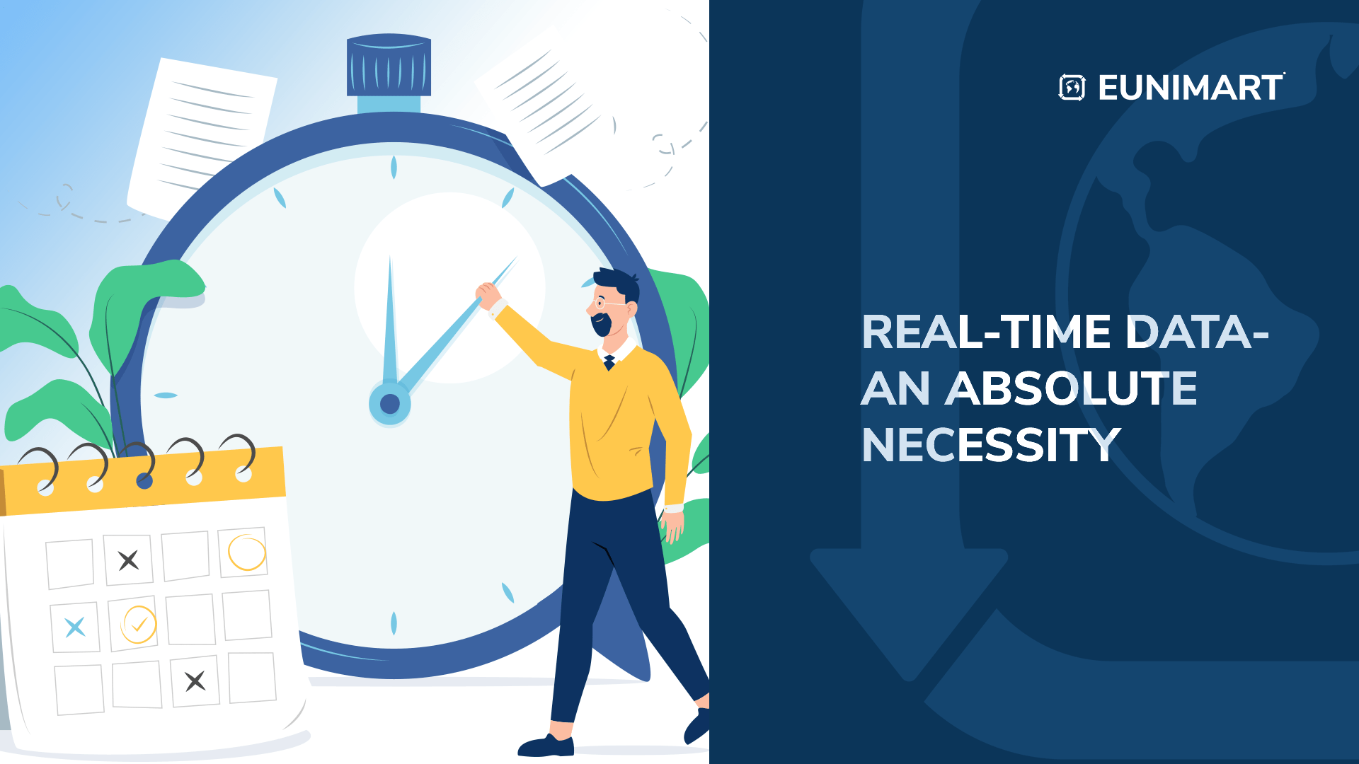 Real-time Data- an absolute necessity