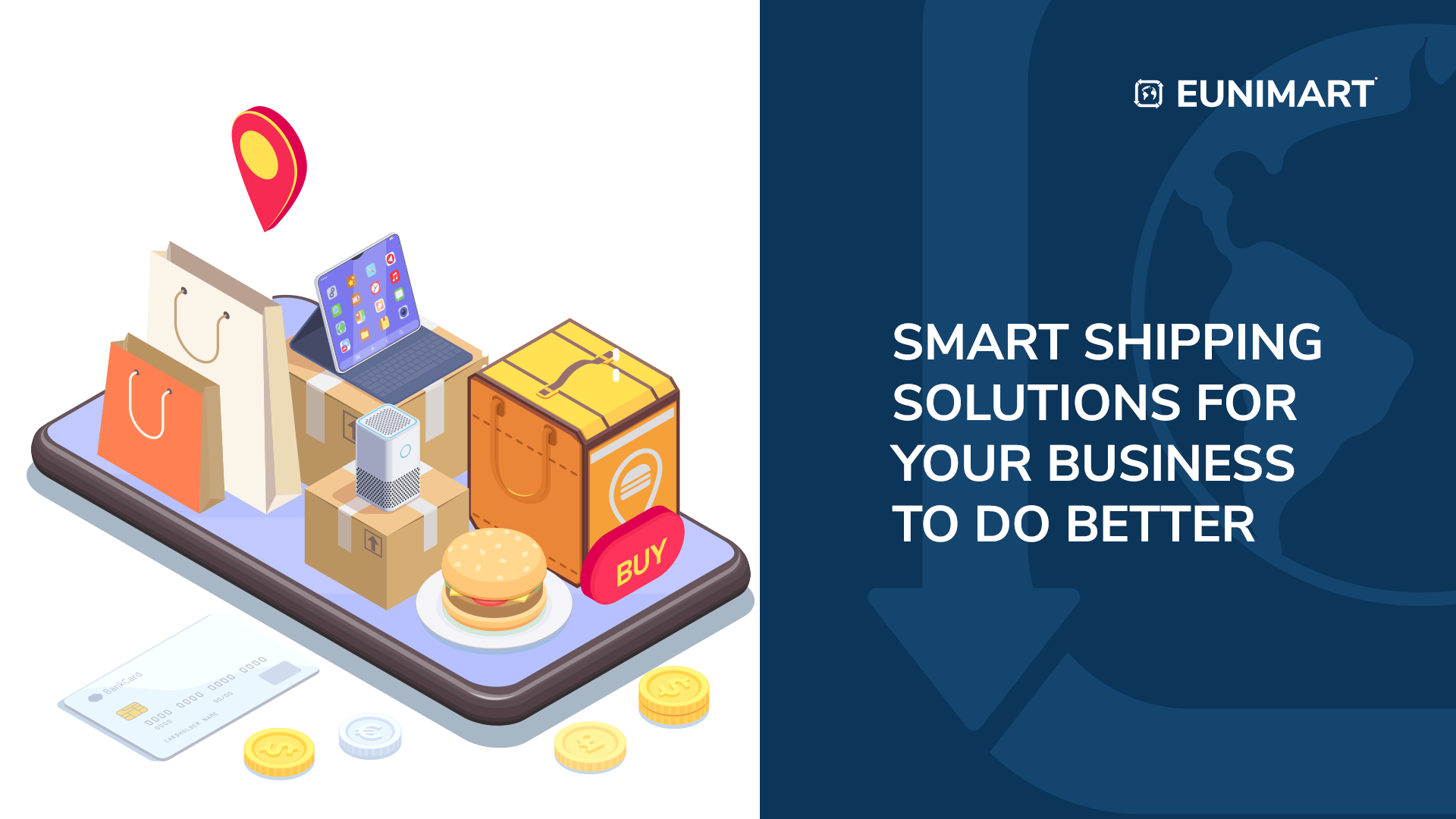Smart Shipping Solutions for your business to do better