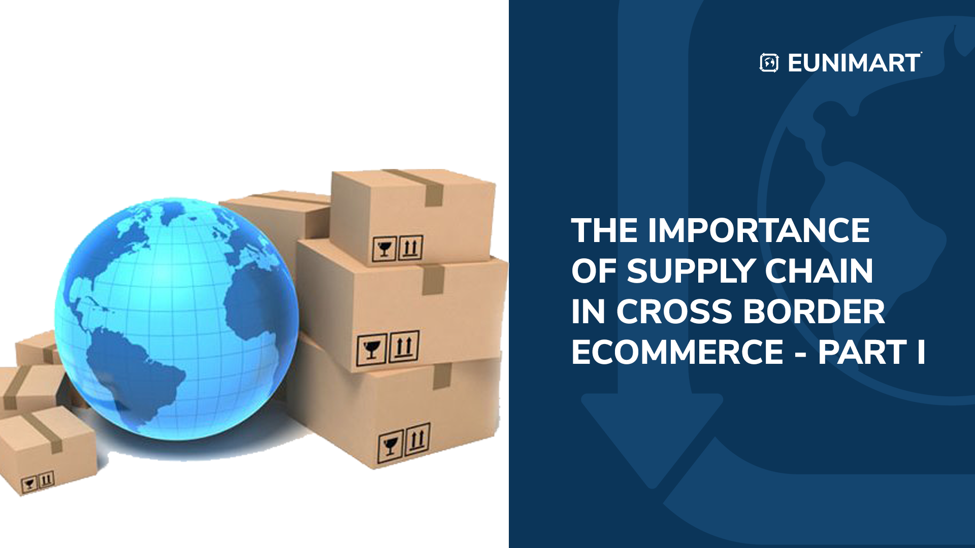 The Importance of Supply Chain in Cross Border Ecommerce – Part I