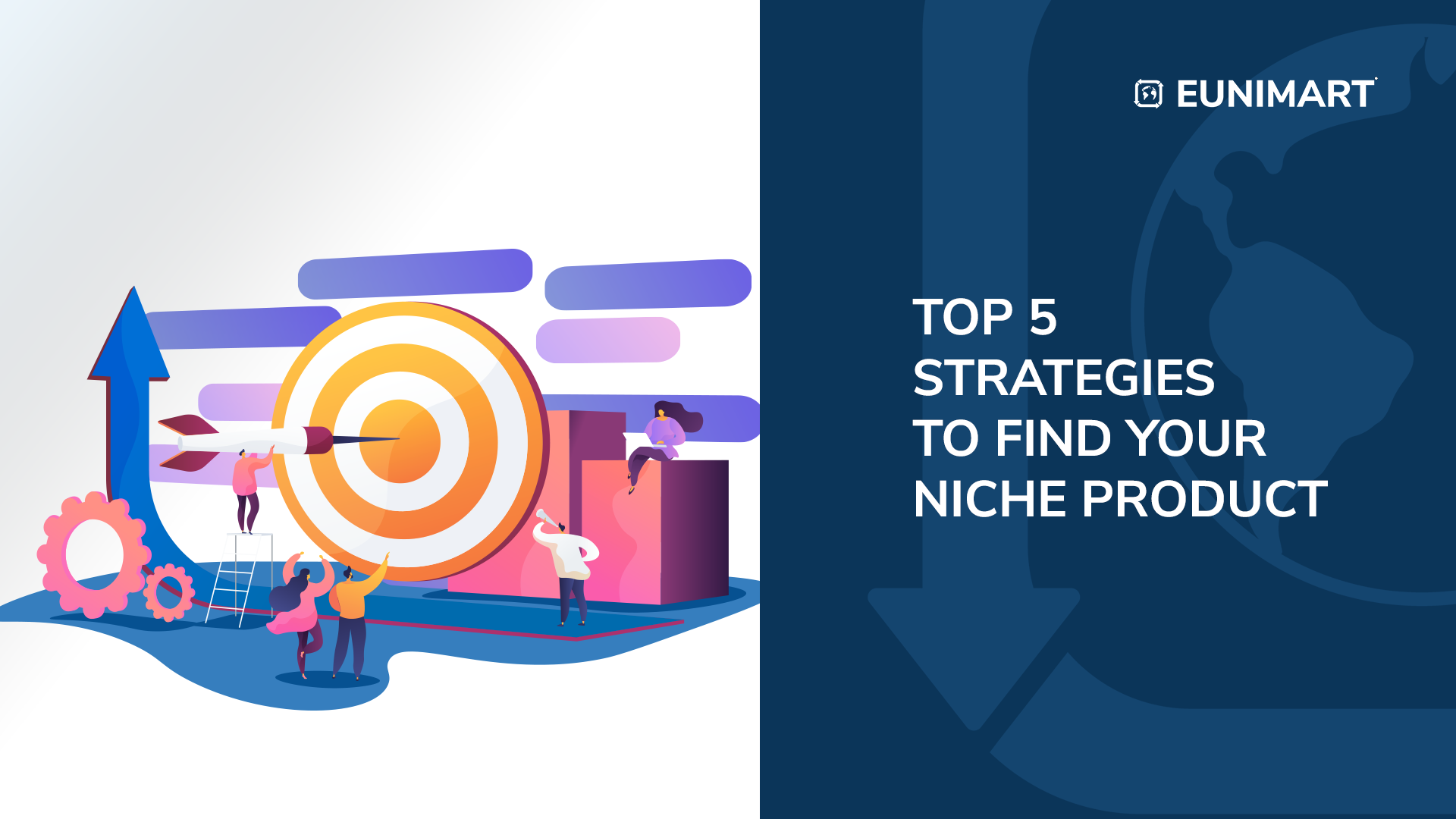 TOP 5 STRATEGIES TO FIND YOUR NICHE PRODUCT