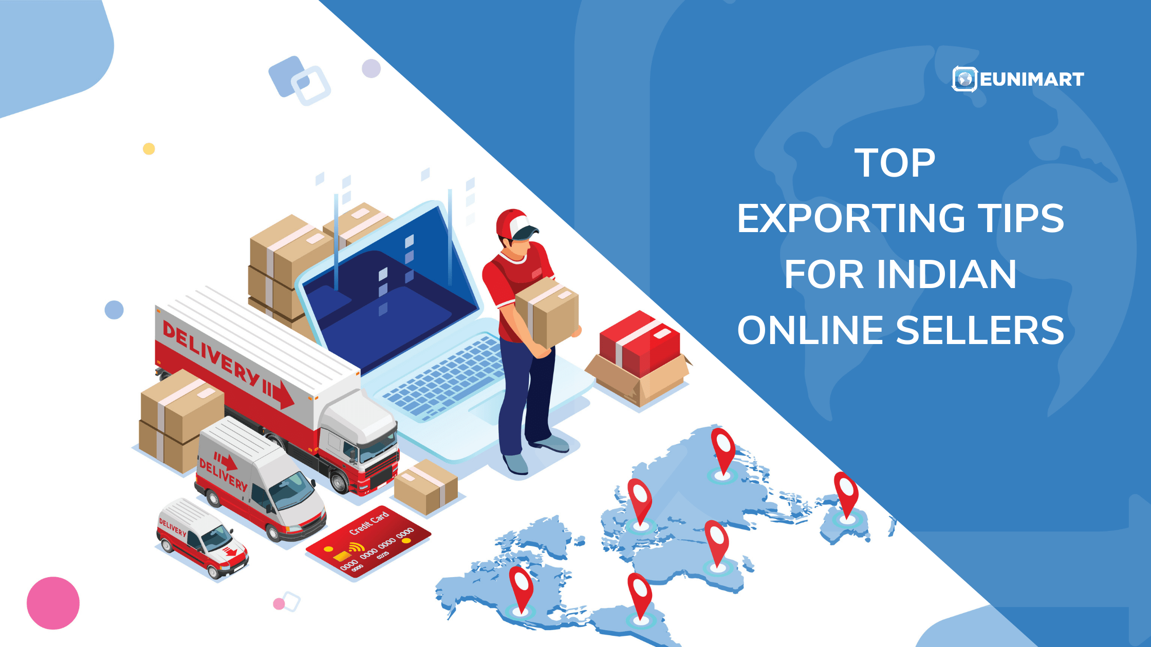 Top Exporting Tips for Indian Online Sellers