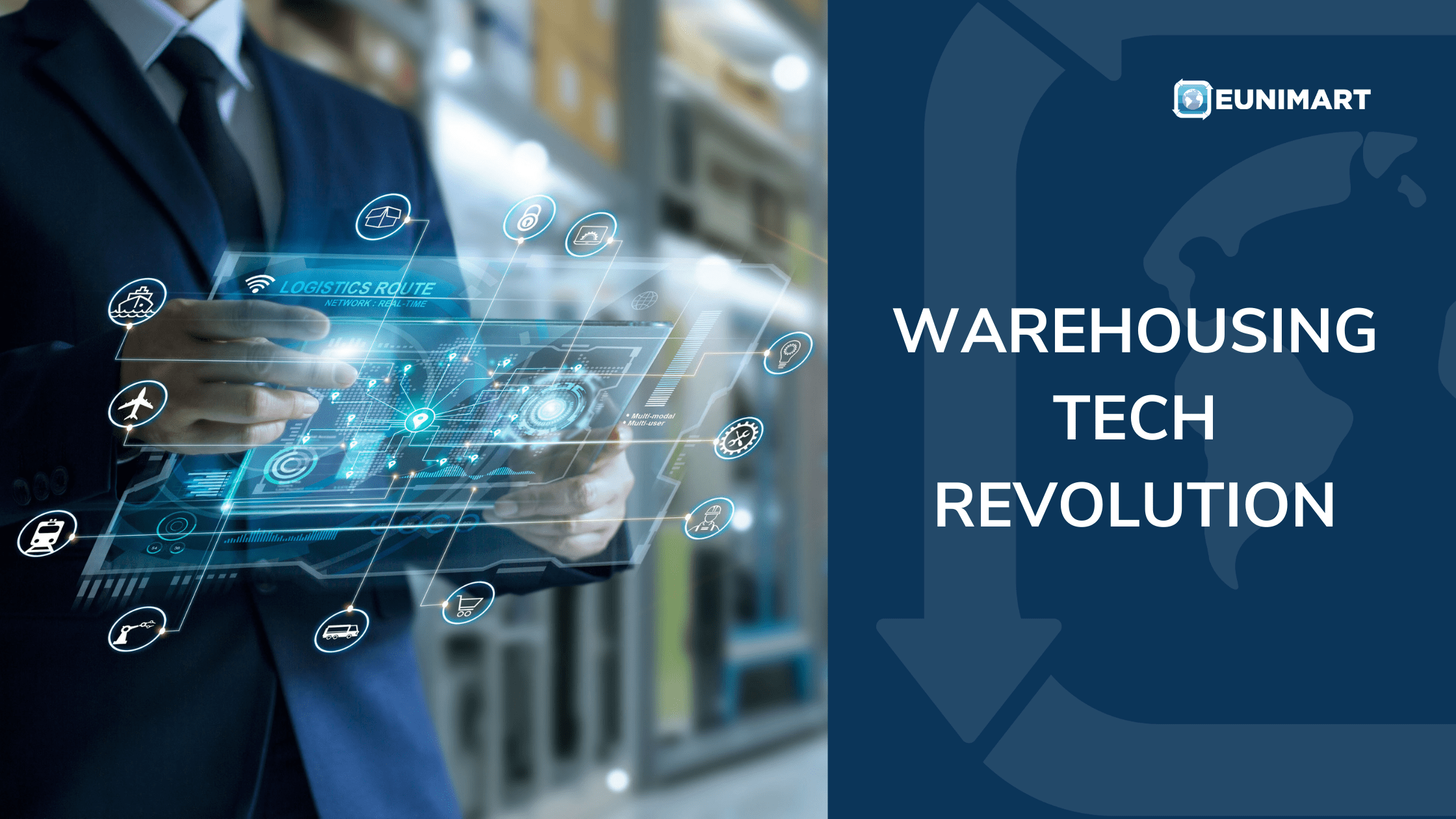 Technology In The Warehouse- Today & Future